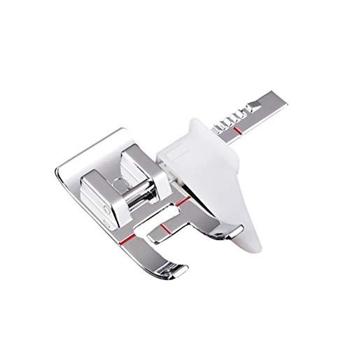 SUPVOX Máquina de coser de guía ajustable universal Prensatelas