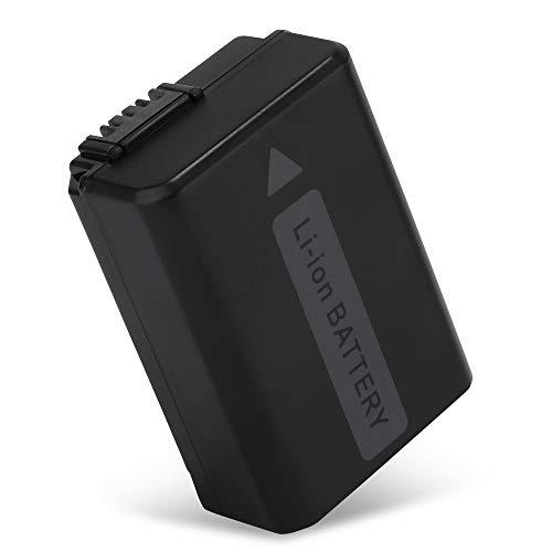 CELLONIC® Batería Compatible con Sony Alpha 6000 A6000 A6300 A6400 A6500 A5000 A5100 Alpha 7 II A7 II A7s A7R ILCE-7R RX10 III NEX-5 NEX-6 DSC-RX10 SLT-A37 A37 A35 A33, NP-FW50 1050mAh Pila Repuesto