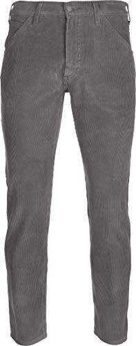 Levi's® 502 Carpenter Cordhose Steel Grey