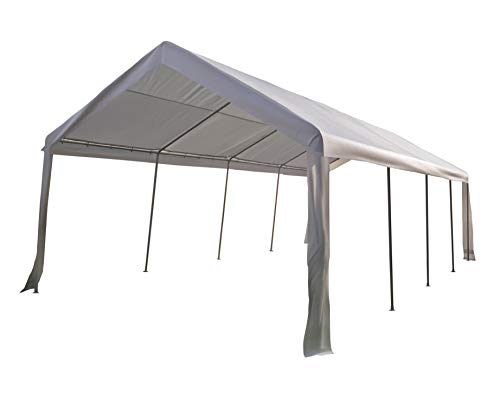 SORARA Party Tent - Wit - 800 x 400 cm