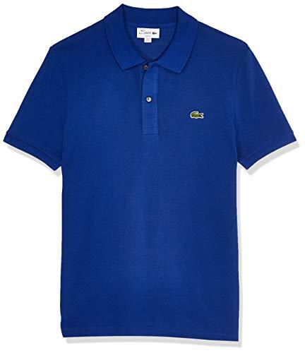 Lacoste Herren Polo T-shirt Ph4012, Blau (Capitaine X0u), X-Large (Herstellergröße: 6)