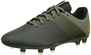 canterbury Men's Phoenix 3.0 Firm Ground Rugby Shoe, Deep Lichen Green/Black/Puffin'S Bill from Canterbury