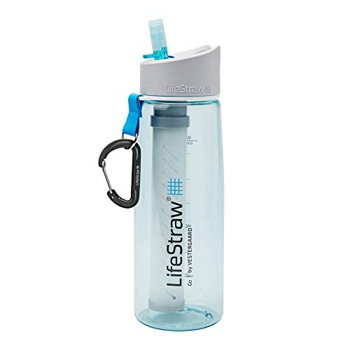 LifeStraw Go Water Filter 22oz Water Bottle For $27.96 Shipped From Amazon