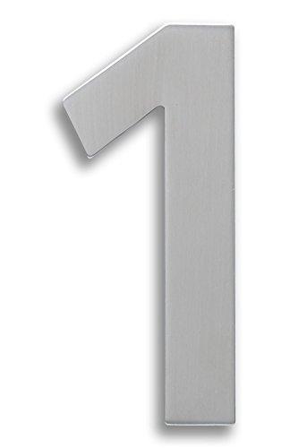 xaptovi/ /20/cm/ /XL inoxydable Num/éro de maison//Num/éro de maison 0//à 9/ /Num/éro de maison en acier inoxydable/ /Dutch Quality