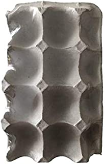 1/4カット 卵パック 8枚組 コオロギ 足場 簡易シェルター【テイコばあさまのオリジナルメッセージカード付き ※新型ウイルスの感染状況などによっては、安全面を考慮して付属なしなど仕様が変更となる場合があります。】