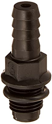 """Little Giant CV-10 Check Valve for VCC, VCM, VCMA and VCL-14/24, 1/4"""" FNPT x 3/8"""" ID vinyl tubing by Little Giant"""