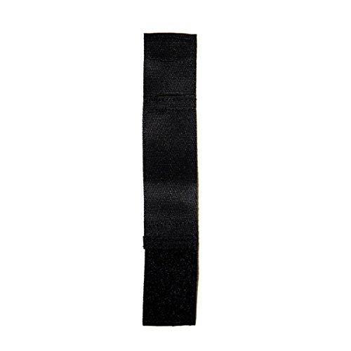 Rothco Commando Nylon Watch Band, Black