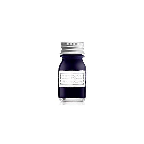 Catrice Cosmetics Edition limitée Travelight Story Vernis à ongles n°C03 Deep Dark Waters, 9 ml, 0.3 fl.oz.