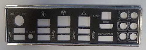 MSI Z77 MPower MS-7751 Ver. 4.1 Blende - Slotblech - I/O Shield #38908