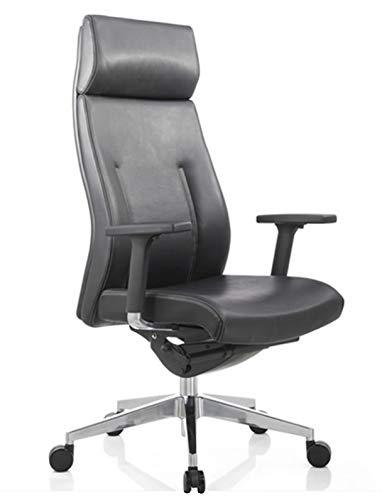Sigma Büro-Chefsessel Pelma mit hoher Rückenlehne und Verstellbaren Armlehnen