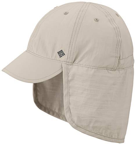 Columbia Sombrero para jóvenes Gorra Cachalot, Niños, Beige (Fossil), One Size (Adjustable)