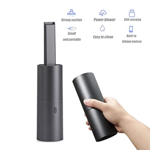 For Sale! HUIGE Mini Vacuum Cleaner Handheld Vacuum Cleaner, Cordless Lightweight Powerful Suction E...