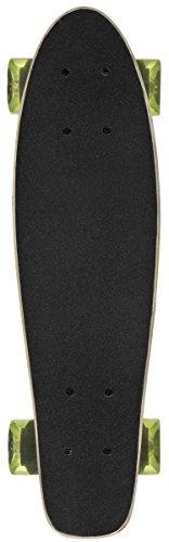 bester Test von ridge penny board Saftiges Susie Woody Sun Multicolor Skateboard 22.5X 6 600082