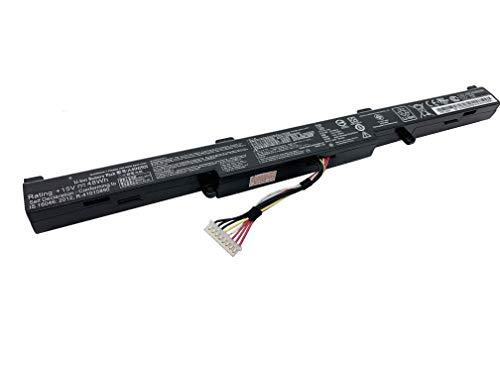 ZJS A41N1501 Batteria di Ricambio per ASUS ROG GL752V GL752VL GL752VLM N552V N552VX N552VW GL752 G752VW GL752VW N552 N752 L41LK9H[15V/48Wh]