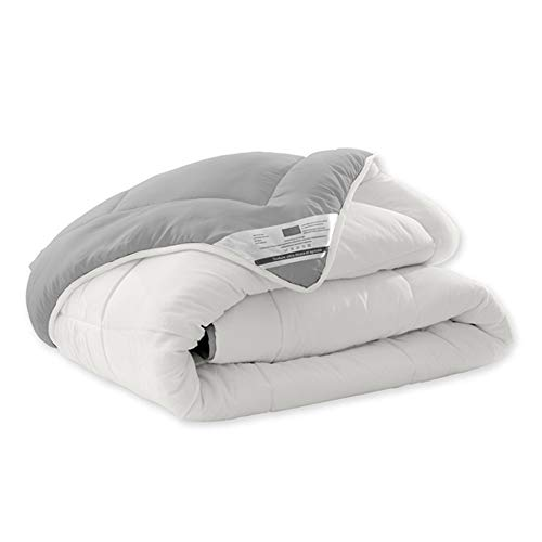 TODAY 100999 Couette, Gris/Gris, 240x220