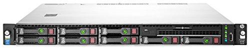 Hewlett Packard Enterprise ProLiant DL120 Gen9 2.2GHz 550W Rastrelliera (1U)