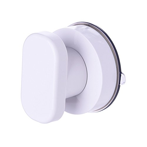 Teekit Suction Door Handle Wall Mounted Drawer Cabinet Kitchen Glass Doors Suction Cup Pull Knob Furniture Hardware
