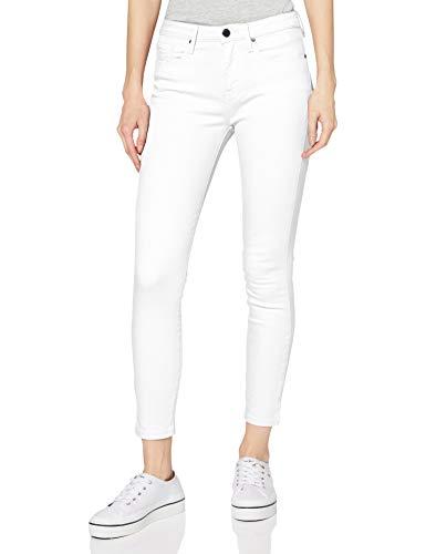 Tommy Hilfiger Damen Como Skinny Rw A Clr Straight Jeans, Weiß (WHITE YBR), W31/L28