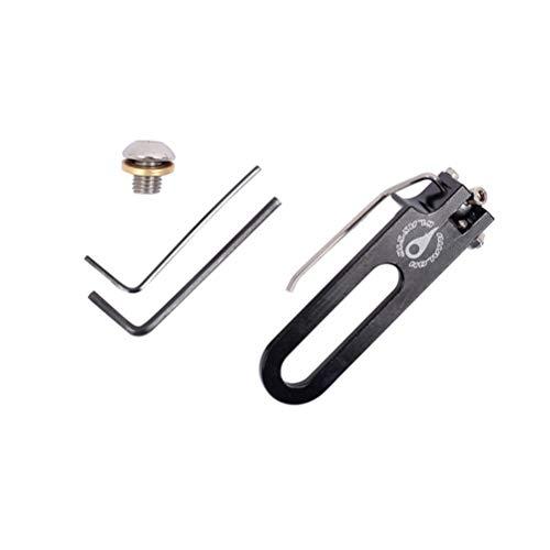 BESPORTBLE 1 Juego Flecha Resto Aluminio Tiro con Arco Arco Recurvo Arco Flecha Flecha Caza Caza Accesorio de Tiro