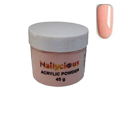 Poudre acrylique camouflage pour ongles Rose 45 g