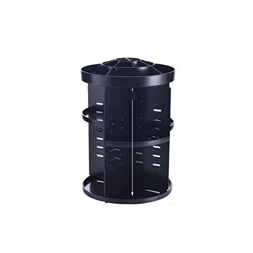 UNU_YAN Moderne Einfachheit Makeup Organizer, 360 Grad rotierender einstellbarer Schmuck Kosmetische Parfums Display Ständer Rack DIY abnehmbar 8 Ebenen Große Kapazität Kosmetische Lagerung for die Ko
