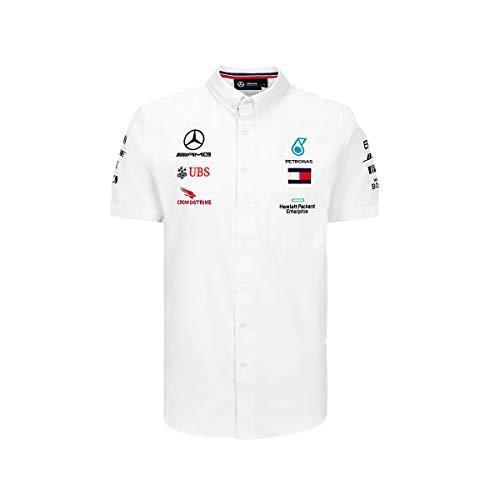 Official Formula one - Mercedes-AMG Petronas Motorsport 2020 - Team Hemd - XS