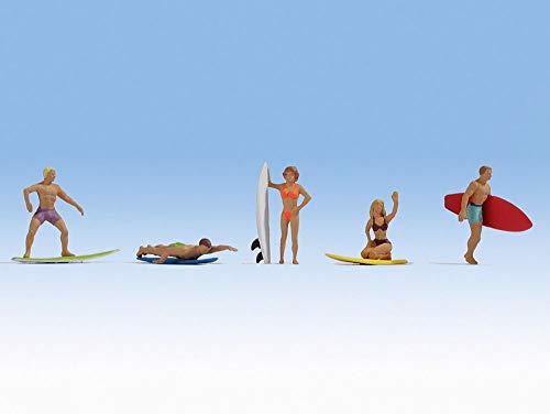 NOCH 0015853 H0 Figuren Surfer