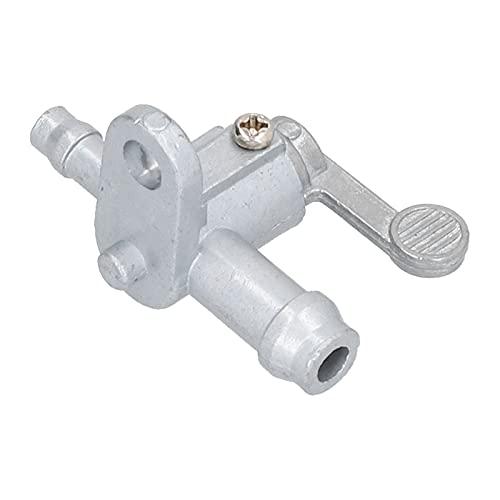 Llave de purga de gasolina, interruptor de combustible Pw50, instalación no destructiva, compatible con Yamaha Pw50 1981-1983, 1985-1987,1990-2009