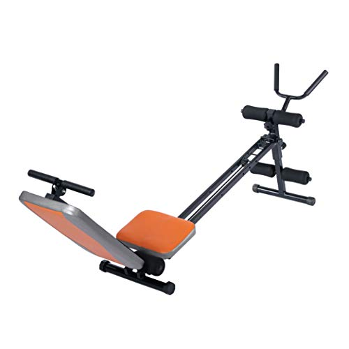 Rowing Machine Multi-function Home Gym Fitness Equipment Sit Up Bench Strength Training | Fit4home KPR21000