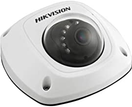 Hikvision DS-2CD2542FWD-IS (4MM) Compact Mini Dome Network Camera, 4MP, 4 mm Lens, H.264, Day/Night, Wide Dynamic Range, IR to 30M, 3 Axis Gimble