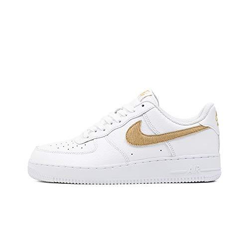Nike - Nike Air Force 1 LV8 Club Gold CW7567 101 - CW7567-101 - EU 45 - US 11 - UK 10 - CM 29, Bianco