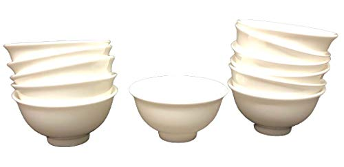 Disposable Plastic Sake Cups, pack of 12 #P1162