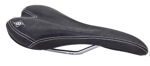 Origin8 Pro Uno-S Saddle, Black