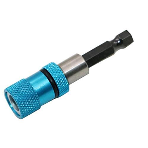 1 Pc Adjustable Quick Release Magnetic Bit Screwdriver Holder 1/4' Hex Shank Magnetic Screw Bit Holder Drill Tool