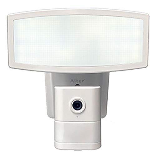 キャロットシステムズ 【オルタプラス】カメラ付きLEDセンサーライト CSL-1000