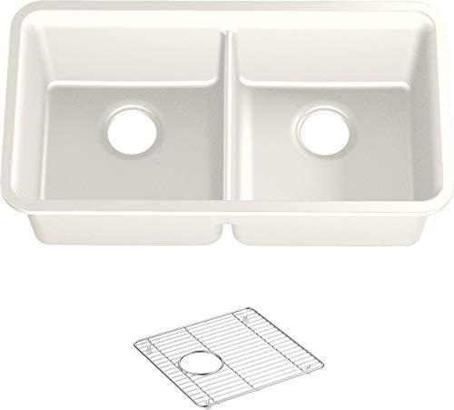 Kohler K-8199-CM5 Grifos de fregadero de cocina, Grafito mate