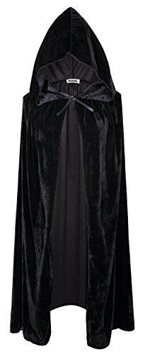 - Halloween Kostüme Mit Schwarzem Cape