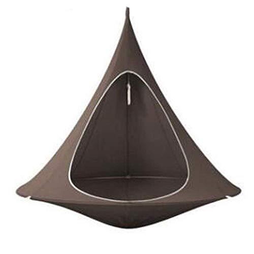 WYJW hangmat Teepee Tree Baby Swing campingstoel Indoor Outdoor 100 cm rood