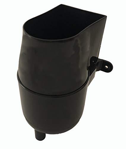Ebertsankey Sankey Regentonnen-Füllaufsatz Guttermate Wasser (schwarz)