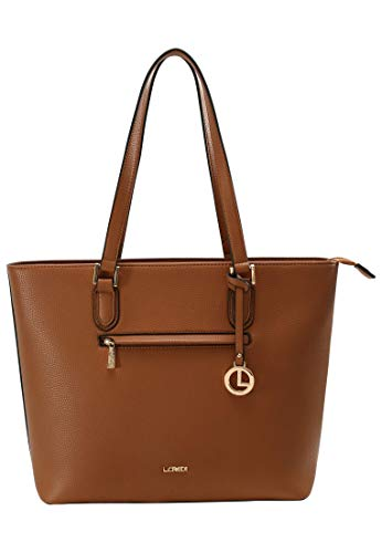 L.Credi Electra Shopper Tasche 32 cm