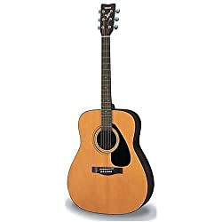 Yamaha F310 Full-Size Acoustic Guitar Basic Start Pack (Natural)