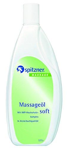 """Massageöl """"Soft"""" (1000 ml) von Spitzner"""