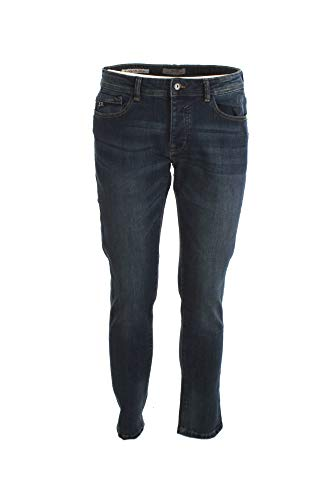 jeans yes zee uomo Yes Zee Jeans Uomo 38 Denim Scuro P601 W172 2/20 Autunno Inverno 2020/21