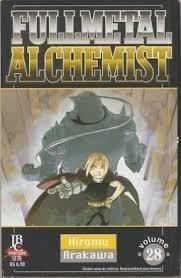 Fullmetal Alchemist - V. 28