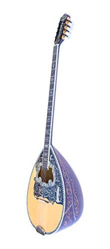 Speciale 8 Corde Bouzouki Greco Stringa Strumento Musicale Buzuki MSB-404