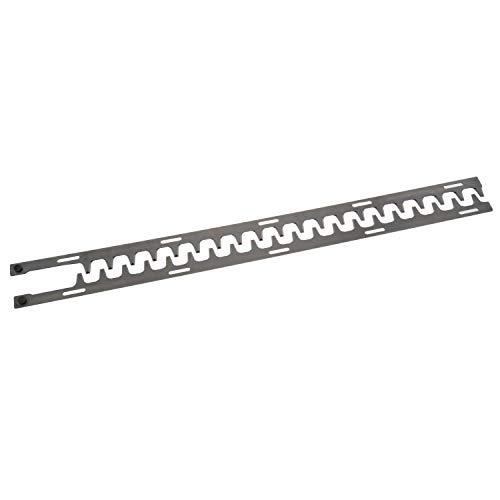 Juego de cuchillas 683 mm adaptables cortasetos Alpina,