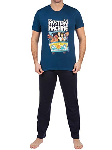 Scooby Doo Ensemble De Pyjamas Homme Multicolore Medium