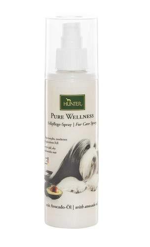 HUNTER Spray schonend für das Fell mit Avocado-Öl, 200mlpure Wellness