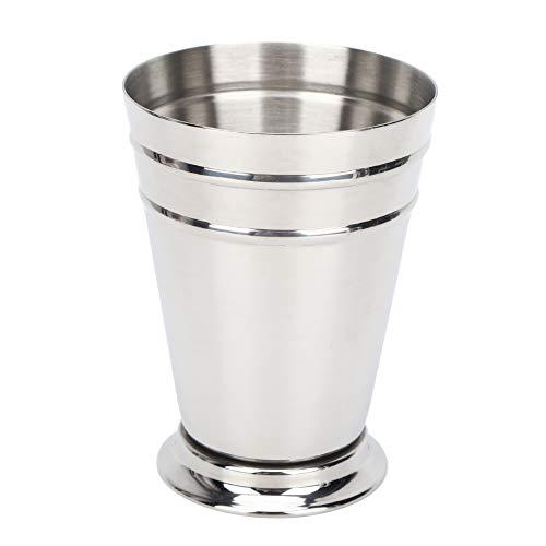 OhhGo Taza de cóctel, 304 de acero inoxidable helado, taza de cóctel para beber anticaída para bar partido camarero a