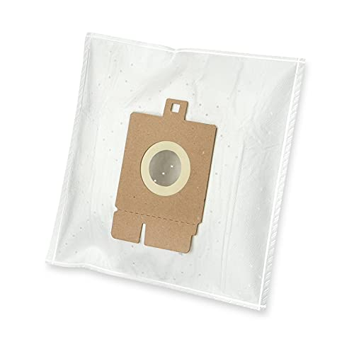 Amazon Basics - Bolsas para aspiradora X11 con control de olor, para AEG, Hoover y Zanussi - Pack de 4